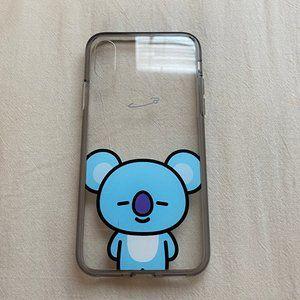 BT21 Line Friends Koya iPhone X/XS Phone Case
